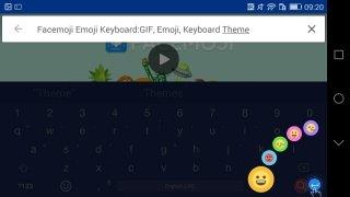 Facemoji Keyboard immagine 8 Thumbnail