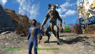 Fallout 4 Creature Follower Mod immagine 4 Thumbnail