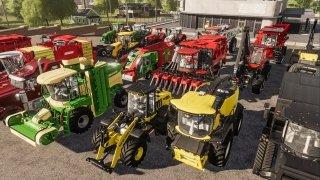 Farming Simulator image 2 Thumbnail