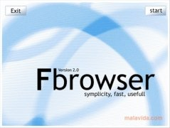 FBrowser image 5 Thumbnail