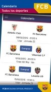 FC Barcelona Official App image 4 Thumbnail