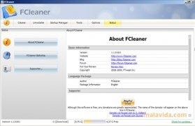 FCleaner imagen 6 Thumbnail