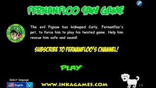 Fernanfloo Saw Game imagem 5 Thumbnail
