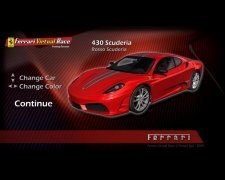 Ferrari Virtual Race image 1 Thumbnail