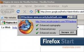 FFHardener image 1 Thumbnail