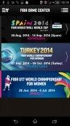 FIBA Game Center imagem 1 Thumbnail