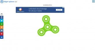 Fidget Spinner image 1 Thumbnail