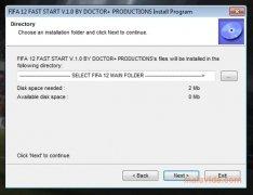 FIFA 12 Fast Start imagen 3 Thumbnail