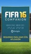 FIFA 16 Companion immagine 1 Thumbnail
