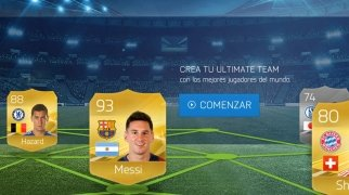FIFA 16 Ultimate Team bild 2 Thumbnail