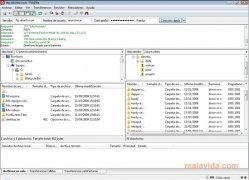 FileZilla Portable bild 1 Thumbnail