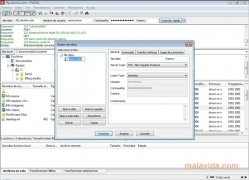 FileZilla Portable bild 3 Thumbnail