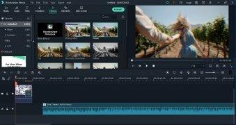 Wondershare Filmora X Изображение 5 Thumbnail