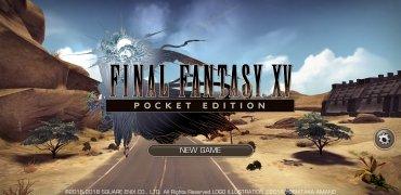 Final Fantasy XV Pocket Edition bild 2 Thumbnail