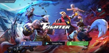 Final Fighter imagen 1 Thumbnail