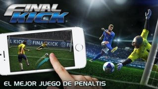 Final Kick immagine 1 Thumbnail
