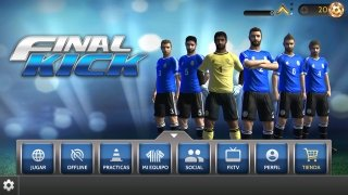 Final kick: Online football image 1 Thumbnail