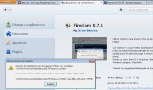 Fireclam image 2 Thumbnail
