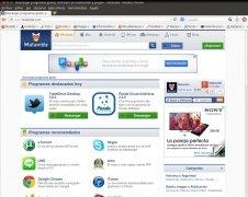 Firefox  38.0.1 Español imagen 2
