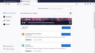 Mozilla Firefox imagen 5 Thumbnail