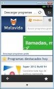 Firefox OS Simulator imagen 6 Thumbnail