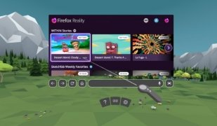 Firefox Reality immagine 1 Thumbnail