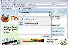 Firefox Sync bild 1 Thumbnail
