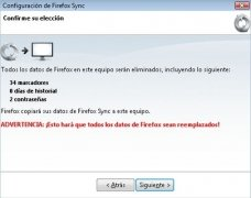 Firefox Sync imagen 3 Thumbnail