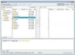 FireFTP Изображение 1 Thumbnail