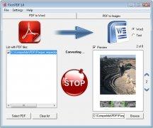 First PDF  1.0.5.22 imagen 2