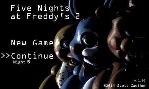 Five Nights at Freddy's 2 immagine 1 Thumbnail