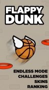 Flappy Dunk immagine 2 Thumbnail