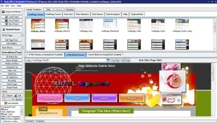 Flash Effect Sitebuilder image 2 Thumbnail