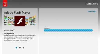 Adobe Flash Player (Chrome, Firefox & Opera) image 1 Thumbnail