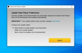 Adobe Flash Player (Chrome, Firefox & Opera) imagen 2 Thumbnail