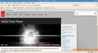 Flash Player imagen 3 Thumbnail