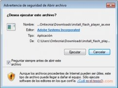 Flash Player Internet Explorer imagen 2 Thumbnail
