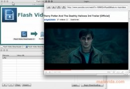 Flash Video Downloader imagem 4 Thumbnail