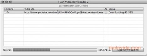 Flash Video Downloader imagen 5 Thumbnail