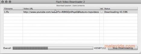 Flash Video Downloader immagine 5 Thumbnail