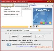 Flash2Video imagen 4 Thumbnail