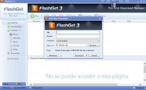 FlashGet Изображение 2 Thumbnail