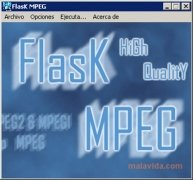 FlasKMPEG imagen 4 Thumbnail