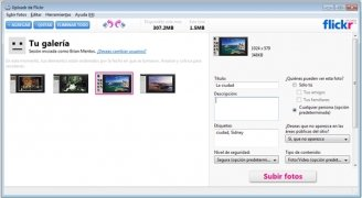 Flickr Uploadr immagine 3 Thumbnail