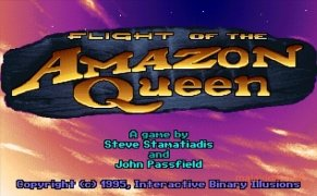 Flight of the Amazon Queen image 3 Thumbnail