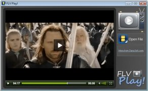 FLV Play! immagine 2 Thumbnail