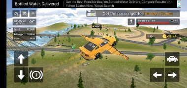 Flying Car Transport Simulator imagem 1 Thumbnail