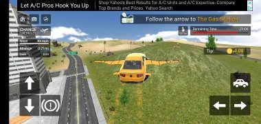 Flying Car Transport Simulator imagem 5 Thumbnail