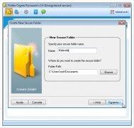 Folder Crypto Password immagine 2 Thumbnail