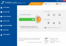 Folder Lock imagen 1 Thumbnail